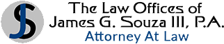 Law Offices of James G Souza III PA, Logo